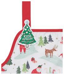 Now Designs Retailer Must Be Santa Kids Apron