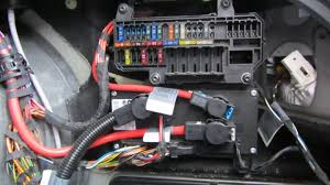 need ignition switched live from fusebox page 1 general eta pics