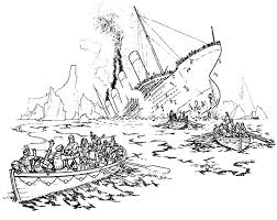 Small Picture Saving Titanic Passanger Coloring Pages Batch Coloring