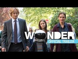 wonder 2018 official trailer choosekind julia roberts owen wilson