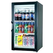 small glass refrigerator small beer refrigerator medium size of glass bottle refrigerator glass door beer fridge