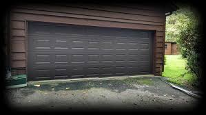 we also offer repairs on your commercial or residential garage doors