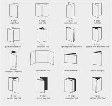 Six Panel Brochure Tri Fold Brochure Dimensions Pretty Six Panel Tri Fold Brochure