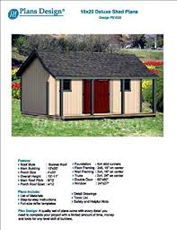 Home Garden Design Plan Mesmerizing 48' X 48' Guest House Garden Storage Shed With Porch Plans
