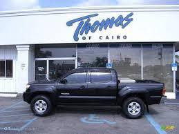 2007 Black Sand Pearl Toyota Tacoma V6 SR5 PreRunner Double Cab ...