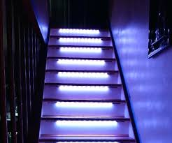 outdoor stairs lighting. Outdoor Led Strip Stair Lights Motion Sensor Lighting 6 Steps . Dekor Light Stairs