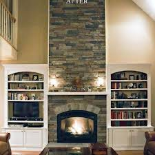 Small Picture 19 best faux rock images on Pinterest Fireplace ideas