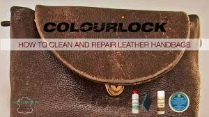 Restoring Antique Leather How To Clean And Repair Leather Handbags Wwwcolourlockcom