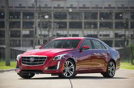 Cadillac CTS Vsport laptimes, specs, performance data ...