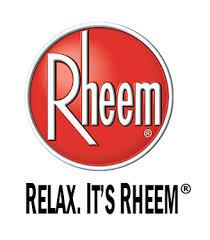 rheem team logo. discounts coupons available rheem team logo