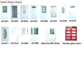 oval glass door insert replacement impressive awesome front inserts with interior design panels