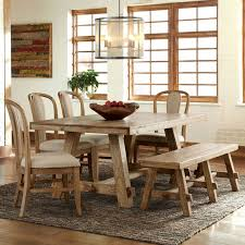 light wood furniture exclusive. riverside ridgedale 6 piece dining table set with bow back chairs and bench kitchen u0026 sets at hayneedle light wood furniture exclusive