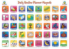Kids Daily Routine Chart Free Evening Routine Cliparts Download Free Clip Art Free