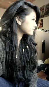 Asian girl with dreads
