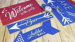 Templates For Signs Free Custom Signs Printed In White Free Template 100s Of Colors