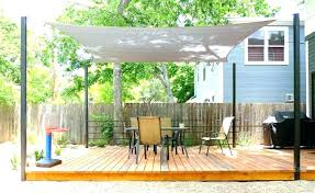 B Deck Awning Ideas Backyard Pergola Shade Wooden Door Plans Back