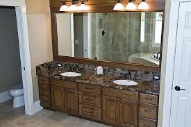 framed bathroom mirrors. Bathroom Mirror Ideas: Choose The Best Type For Your » Framed \u0026 Fixed Mirrors E