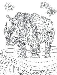 Mandala Kleurplaten Voor Volwassenen Dieren Paul Behang