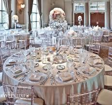 wedding theme silver. Silver Wedding Theme Archives Weddings Romantique