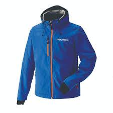 Mens Softshell Jacket With Polaris Logo