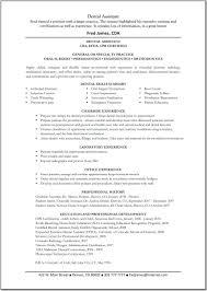 Dental Hygienist Resume Sample Dentistes Templates Curriculum