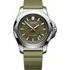 "men s victorinox swiss army inox watch 2416831 watch shop comâ""¢ mens victorinox swiss army inox watch 2416831"