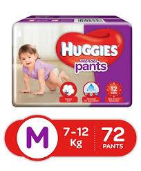 Huggies Pull Ups Size Chart Huggies Wonder Pants Medium Size Pant Style Diapers 72