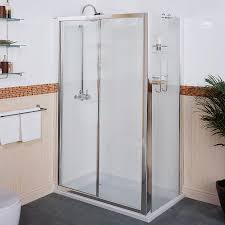 collage sliding doors shower enclosure