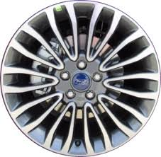 2012 Ford Fusion Bolt Pattern