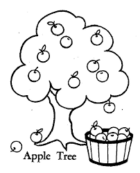 Small Picture Apple Tree Pictures To Project For Awesome Apple Tree Coloring