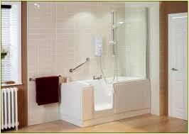 Walk In Shower Bathtub 64 Bathroom Photo With Walk In Shower Or