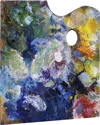 chagall palette of marc chagall