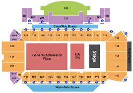 2 Tickets Pearl Jam 8 13 18 Washington Grizzly Stadium
