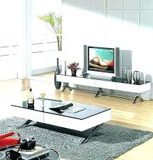 table stand and matching coffee table tv cabinet set