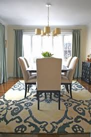 rugs what goes where designs by katy dining table rug ideas