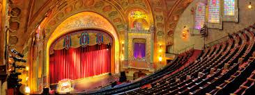 Alabama Theater Seating Chart