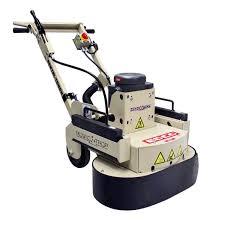 magna trap dual disc floor grinder