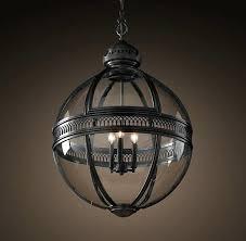 restoration hardware chandeliers all about house design how to restoration hardware globe pendant light lightning mcqueen
