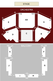 Charles Playhouse Boston Ma Seating Chart Stage
