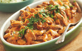 Image result for Stroganoff
