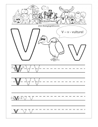Kids. free writing worksheets for kindergarten: Handwriting ...