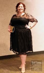 Kiyonna Dress Size Chart Luna Lace Dress Sale