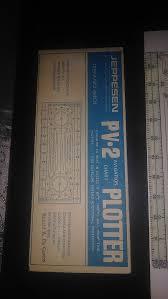 1967 Jeppesen Denver Colorado Pilot Aviation Chart Plotter Pv 2 Custom Designed For Use With All Jeppesen Vfr Or Ifr Avigation Charts