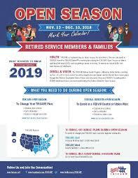 Active Members Health 2018 Family Season Open mil Duty
