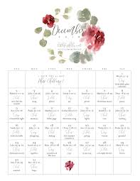 December 2018 Bible Reading Plan Photo A Day Challenge
