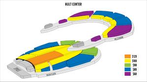 Hult Center Mezzanine Seating Chart 48 Correct The Hult Center Seating Chart