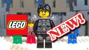 NEW LEGO NINJAGO Cole: Stone Armor Figure Review - YouTube
