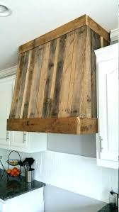 range hood cover. Decorative Wood Range Hoods Hood Cover Rustic Custom .