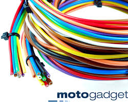 motorcycle accessories motogadget motorcycle harness cable kit motogadget motorcycle harness cable kit for the m unit