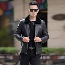 leather jacket men winter 100 wool liner coat mens motorcycle biker coats faux leather jackets chaqueta cuero hombre zl1078 faux leather coats faux